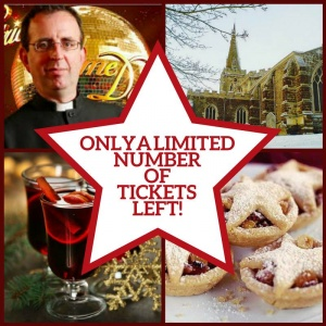 Festive Carol Concert with BBC's Strictly Come Dancing Rev Richard Coles @ St Mary's Church | Finedon | England | United Kingdom