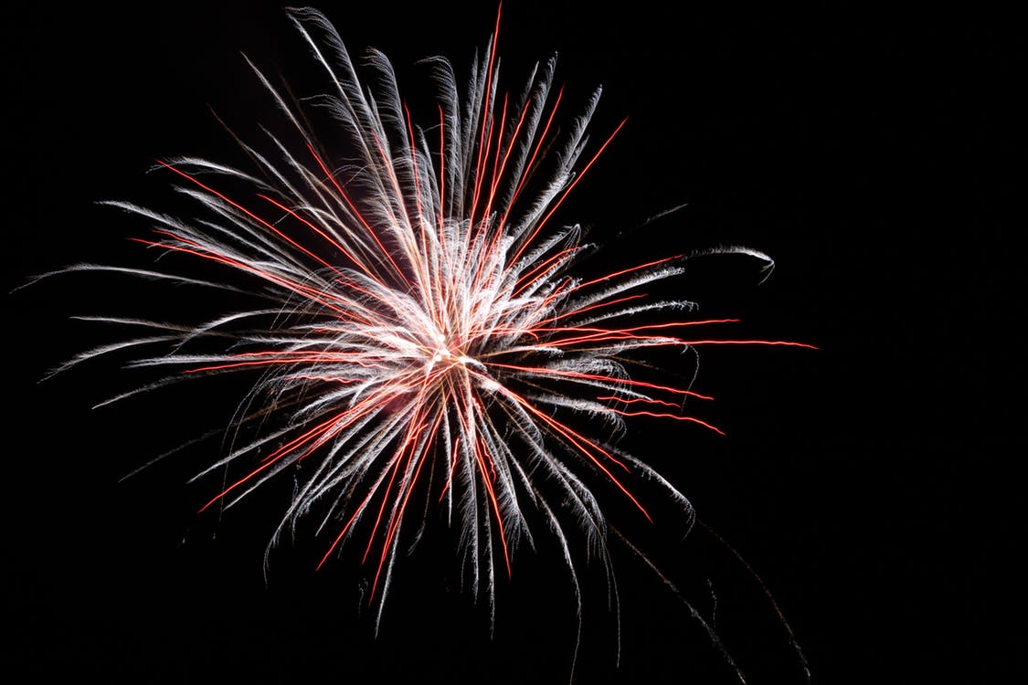 Firework Placed Through Letterbox in Raunds