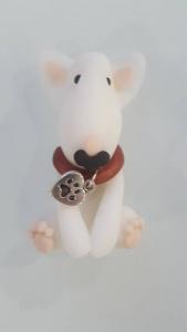 English Bull Terrier - Fridge Magnet