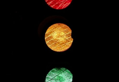 Traffic Lights at Red Lion Roundabout