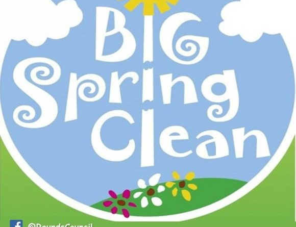 Big Spring Clean This Weekend