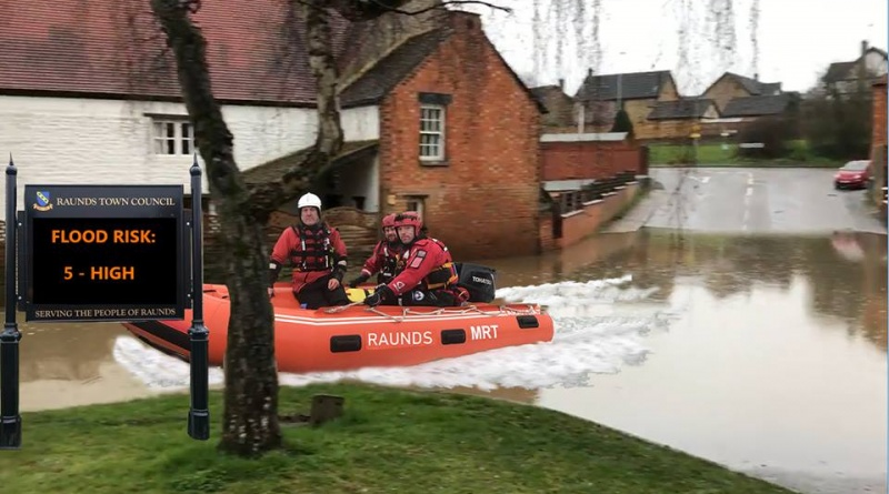 Raunds Flood Survey Presentation and Q&A – 31st May