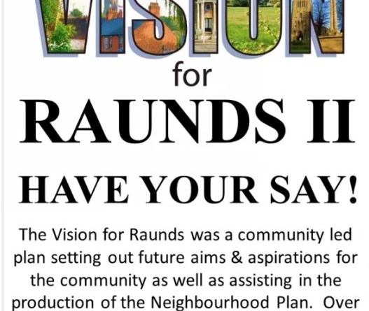 Vision for Raunds II Report