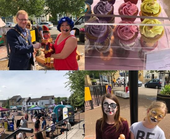 Town Council Reports on Saturday Market
